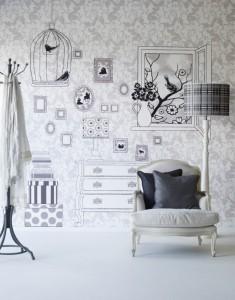 Eijffinger Black&White 0010