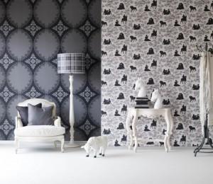 Eijffinger Black&White 0020