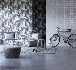 Eijffinger Black&White 0025