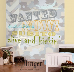 Eijffinger Wallpower Wanted 0021