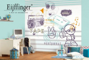 Eijffinger Wallpower Wanted 0069